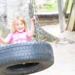 Be in the moment at Miller's Family Camp.