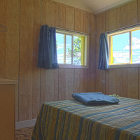 Get a good night's sleep at Miller's Family Camp.